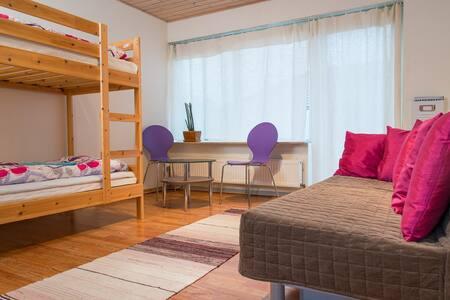 SEA LOVER'S Place - room WAVE  - Hvide Sande - Casa
