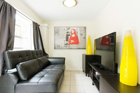 Awesome Location, Renovated Apart.!