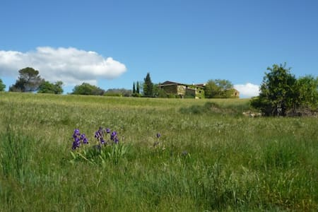 B&B  Mas en  Provence chambres - Bed & Breakfast