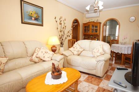 Casa Blanca Apartemnt Nr Alicante  - Wohnung