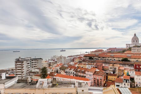 Lisbon best view apartment ALFAMA D