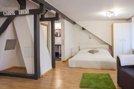 Schönes Zimmer nähe Uniklinik/Messe - House