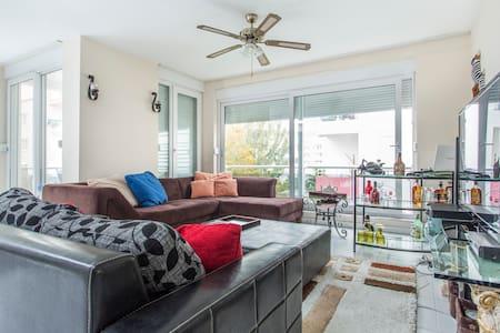 Luxery flat-Good location Konyaaltı