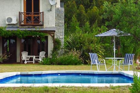 COUNTRY HOME - RIVER BEACH + POOL - Maldonado - Cabanya