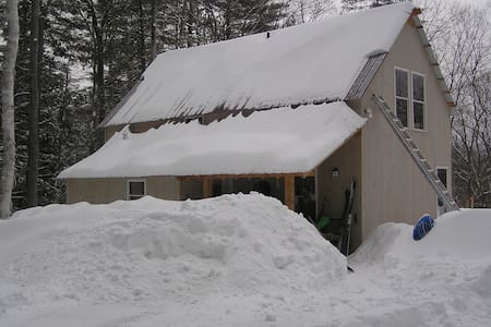 Near Mt.Snow, Stratton &Brattleboro - Casa