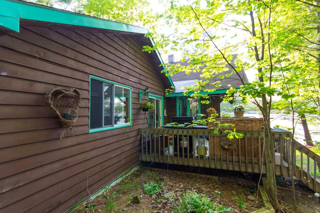 Six Mile Lake Cottage in Muskoka