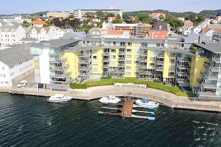 Apartment by the sea in Haugesund - Haugesund - Apartamento