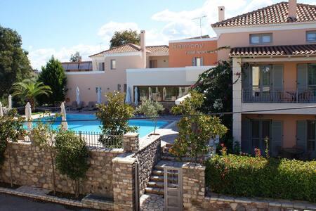 Apartment IOLI (32 m²) 2-3 Persons - Longos - Apartament