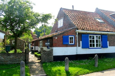Charming house in Westenschouwen - Haus