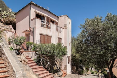 Vista Mozzafiato sull'Arcipelago della Maddalena - Apartment
