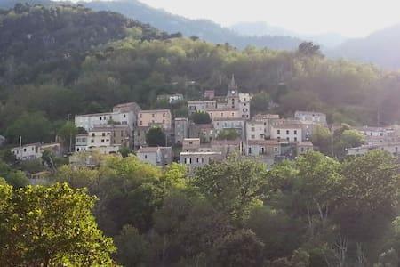 Un village entre mer et montagnes - San-Gavino-di-Fiumorbo - Wohnung