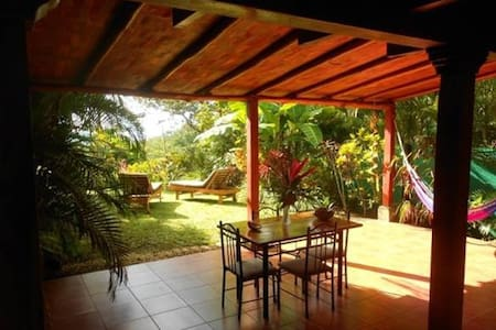Jungle Chalets San Juanillo - Faház