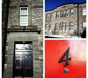 Historic School - Heritage House