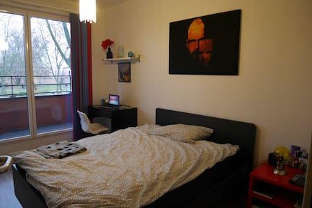 A cosy place to chill  - Saint-Ouen-l'Aumône - Apartmen