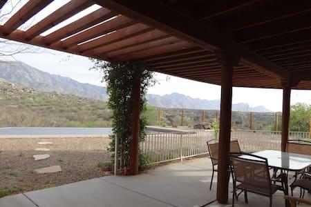 MiraMontes-Tucson Mountain Getaway - Casa