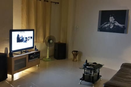 33 Samuilivingroom Nice Apartment   - Maret, Koh Samui - Lejlighed