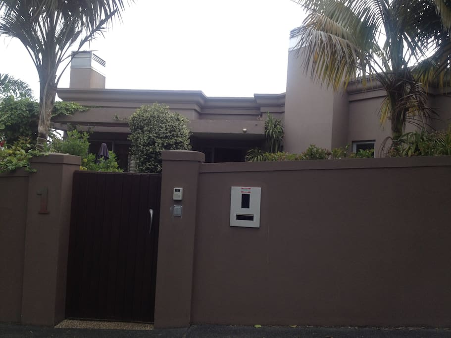 A private and secure home