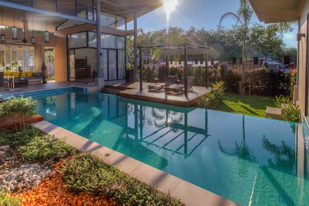 Villa privée Ibiscus, 4 pers,Phuket