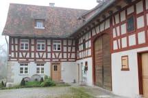 Deißlingen Mühlengebäude  (FeWo/RW)