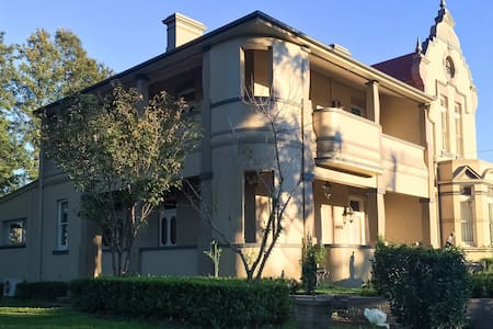 Grand Victorian Home in the Hunter Valley - Maitland