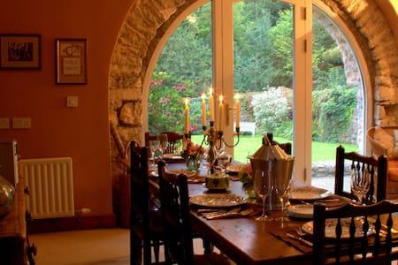 Superb Historic Coach House  - Clare