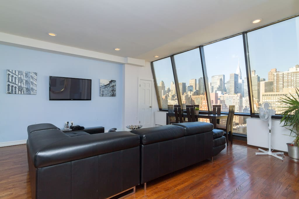 Penthouse in the sky 4br sleep 8 apartments for rent for New york penthouse rent