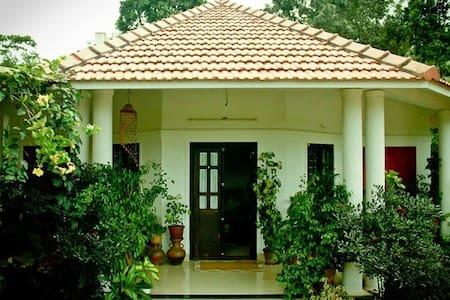Green Leaves Habitat Wayanad, comfortable homestay - House