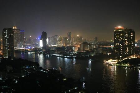 RiverviewStudioBR+nearCBD, BTS+Wifi - Bangkok - Apartment