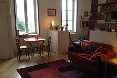 Appartement confortable et lumineux - Wohnung