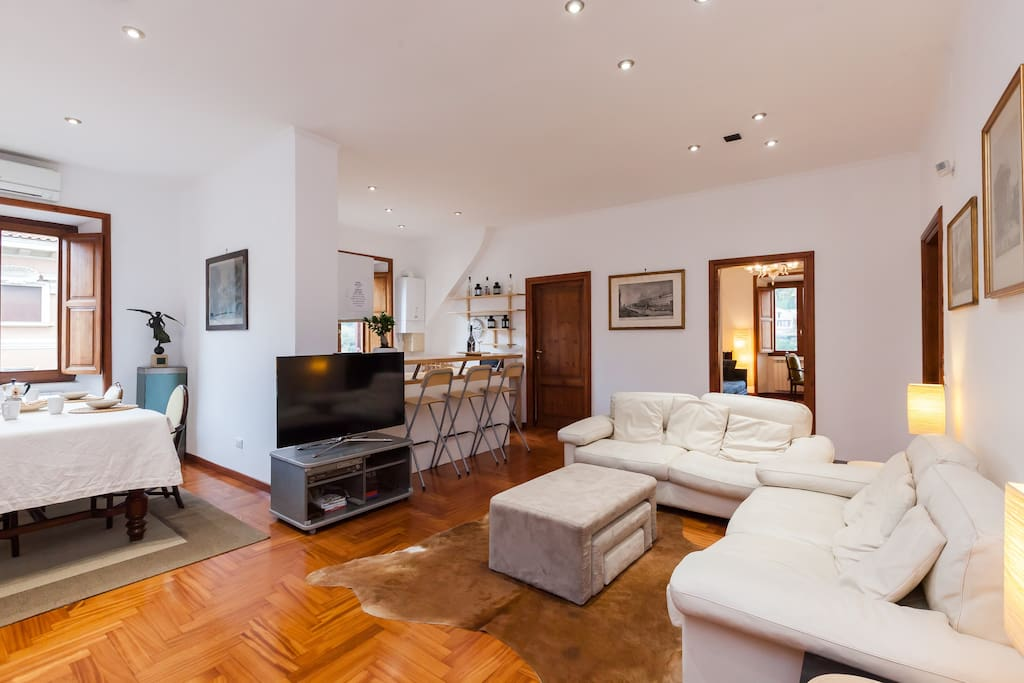 Studio 71 apartments for rent in rome for Studio apartments in rome