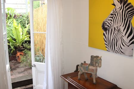 Garden Studio in trendy Inner West.