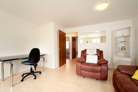 Luxury 2 bedroom flat by the Thames - Apartamento