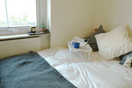 Relaxing bedroom in Holloway