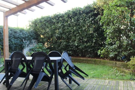 Bilocale Romantico con tenero giardino privato! - Bassano del Grappa - Apartment