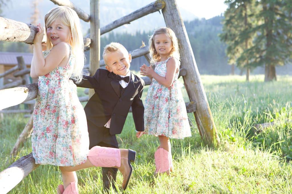 Weddings/Family Events