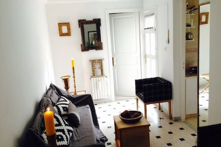 Charming flat City Center & terrace - Tunis - Apartment