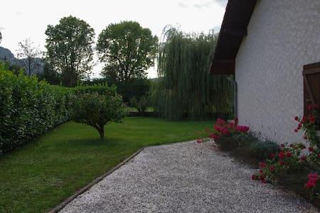 Chambre dans le Parc de Chartreuse - Saint-Joseph-de-Rivière