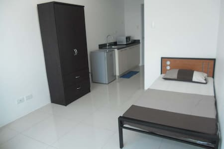 Studio Unit in Katipunan Ave., Q.C. - Quezon City