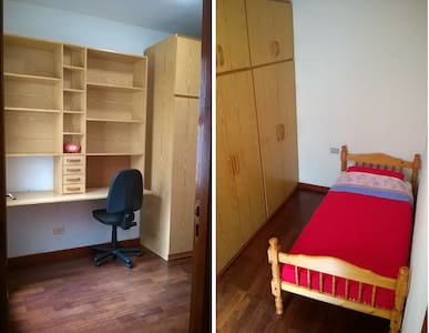 Spacious single room La Laguna - Pis