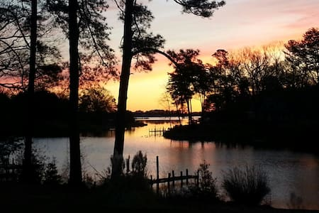 Waterfront Near Chesapeake Bay - Reedville