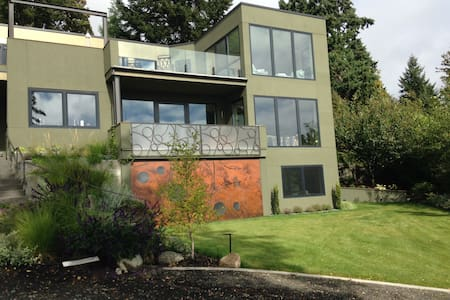 Walking Distance To Ferry & Winslow - Bainbridge Island - Maison
