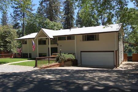 Shasta Lakehouse Vacation Home