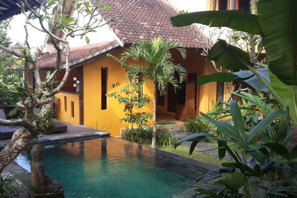 Nice Cottage By Pool & Paddy Villag