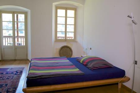 Ferien im Palazzo - Balkonzimmer - House