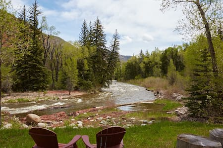 Snowmass Cottage: A Fisherman's Dream - Snowmass - Kisház
