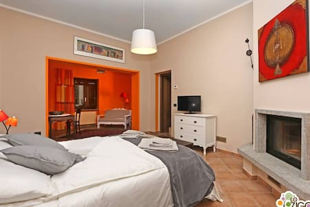Lo Zigolo Bed and Breakfast - C1 - San Maurizio - Bed & Breakfast
