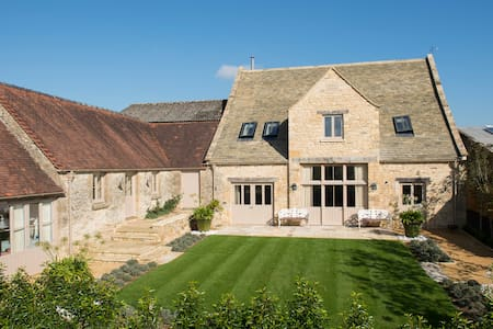 Thorndale Barn, Cirencester (12) - Yanworth - House