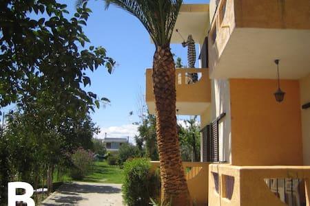 Nerantza, 50m from beach, 1bdr apt - Apartment