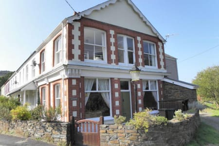 Beautiful period house in Snowdonia - Casa