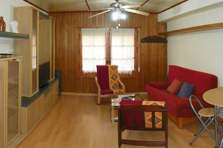 Apartamento acogedor en Jaca - Appartement